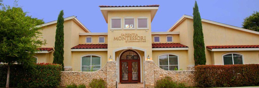 Sapientia Montessori Admissions