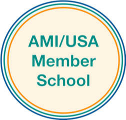 AMI USA Member School Seal
