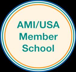 AMI USA Member School Seal